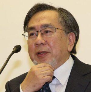 Kiyoshi Takamasu
